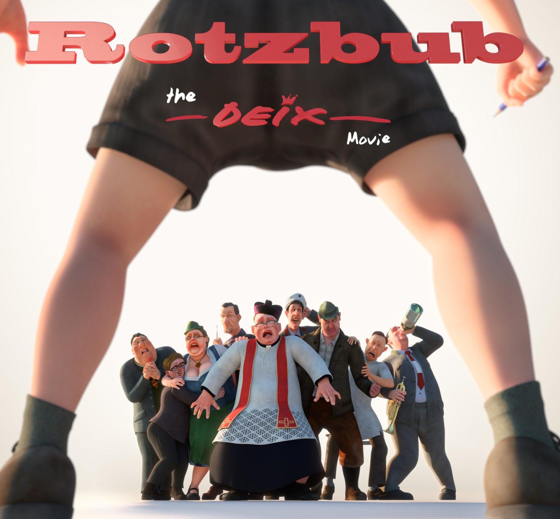 Rotzbub - Der Deix Film